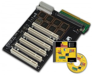 Mediator PCI 1200 TX black