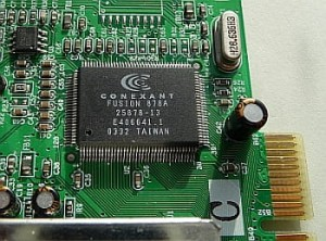 TV tuner PCI card